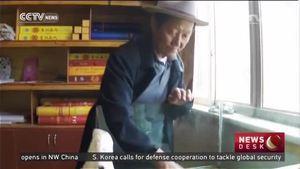 Tibetan paper making