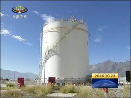 拉萨:加大天然气储存量 迎接供暖季