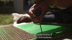 Tibet Short Documentaries—Sacred Tibetan Incense