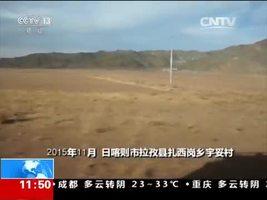 [新闻直播间]西藏 国宝新发现:远道而来的吐蕃石狮子