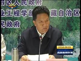 [西藏新闻联播]西藏清洁能源开发专题研讨会在林芝召开