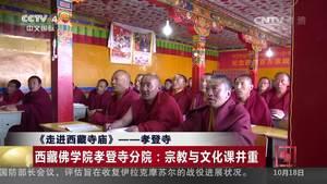 [走进西藏寺庙]孝登寺