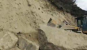 林芝地震:道路几乎没受影响,南迦巴瓦附近318国道轻微塌方
