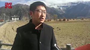 中国西藏网前方记者报道:林芝地震目前安好 道路塌方已处理完毕