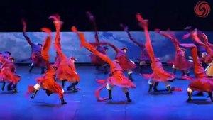天域舞风——原创西藏题材舞蹈作品展演在国家大剧院举行