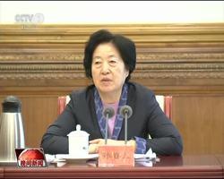 [视频]孙春兰出席统战部党外人士座谈会