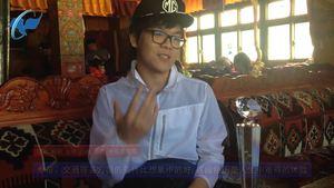 视频 | 柯洁:领航员没当过瘾 西藏各方面都好还想再来 仍会夺冠