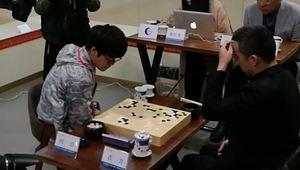 回放丨首届围棋汽车拉力赛围棋小组赛第二轮 古力对阵柯洁