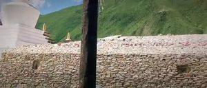 【康藏直击】世界上最大的玛尼石堆--嘉那玛尼
