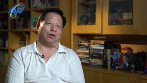 [视频专访·金珠玛米在西藏]洪涛:雪域高原的军旅生涯