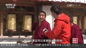 [走进西藏寺庙]巴尔曲德寺