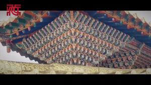【大美藏地】米拉日巴佛阁--见过斗拱,但没见过这么精美的!