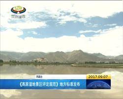 西藏发布《高原湿地景区评定规范》地方标准
