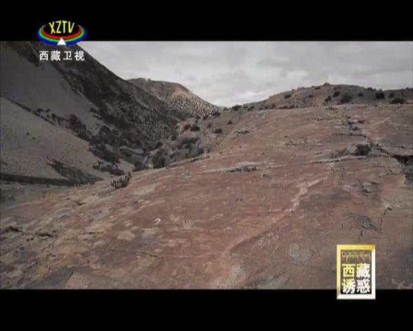 《西藏诱惑》 拉鲁卡岩画