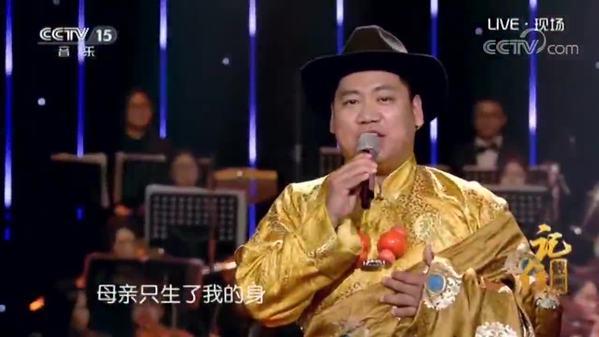 歌曲《唱支山歌给党听》 演唱:泽旺多吉