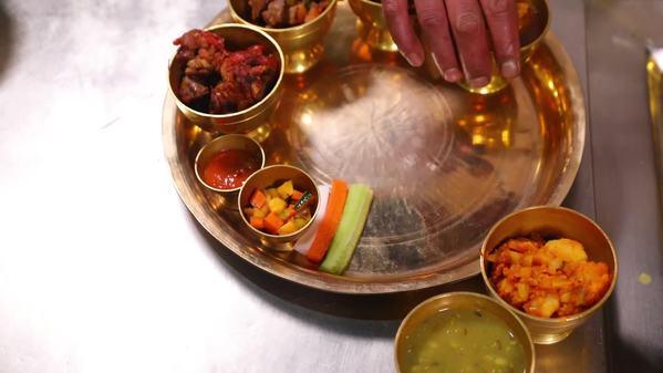 读食记——尼泊尔餐