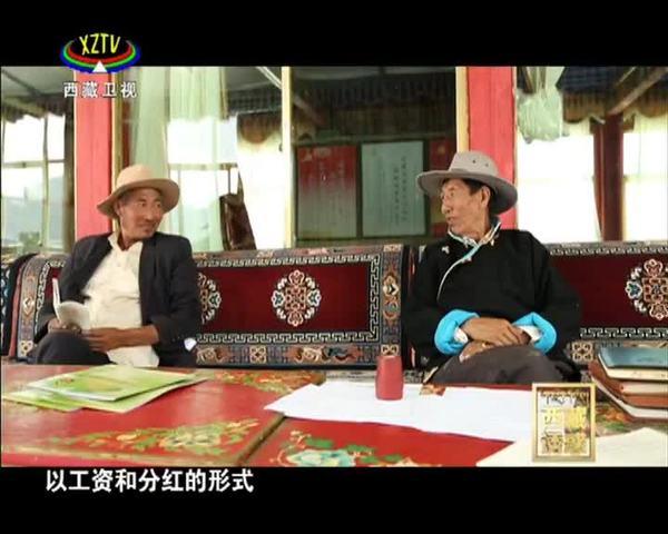 《西藏诱惑》核桃树下胡达村
