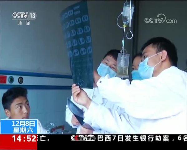 军医专家深入高原送健康