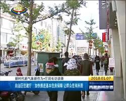 西藏住建厅:加快推进基本住房保障 让群众住有所居