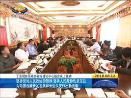 为助推西藏长足发展和长治久安作出新贡献