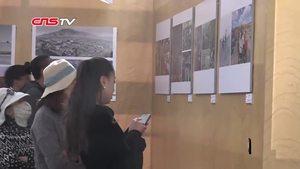 西藏珠穆朗玛摄影展共征集12万余幅作品展出近5000幅