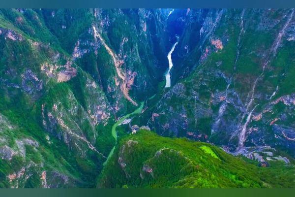 听,见雪域·夜读丨滇西北秘境巴拉格宗