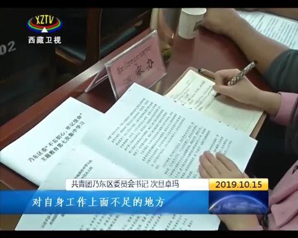 """学出实效 悟出""""新""""得——西藏各地市扎实开展""""不忘初心、牢记使命""""主题教育"""