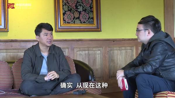 """云南藏区""""追梦人"""":知诗七林专访"""