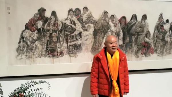 回放|藏缘——西藏当代美术作品邀请展