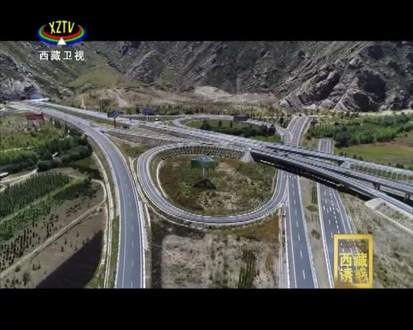 《西藏诱惑》拉萨河——幸福曲水人