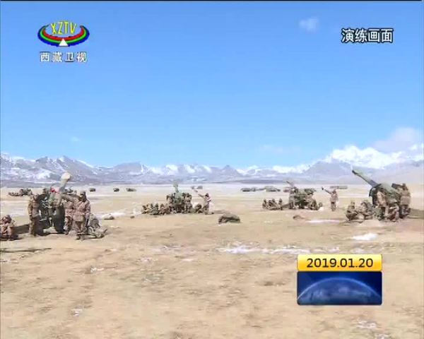 雪域砺精兵:实弹射击 跨昼夜演练提升战斗力