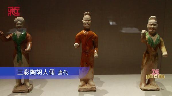 """实拍""""新中国成立70周年流失文物回归成果展"""""""