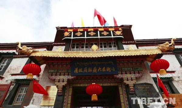 听,见雪域•有料丨八廓街上驻藏大臣衙门内的历史风云