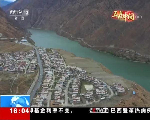 【五月中国·川流不息】大渡河:群山峡谷中的碧绿丝带