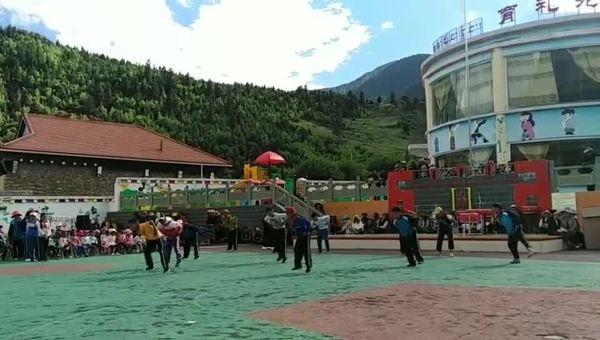 """六一儿童节!看看藏族""""小可爱们""""的舞姿"""