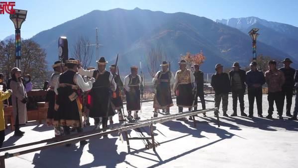 西藏林芝:工布响箭里的欢歌
