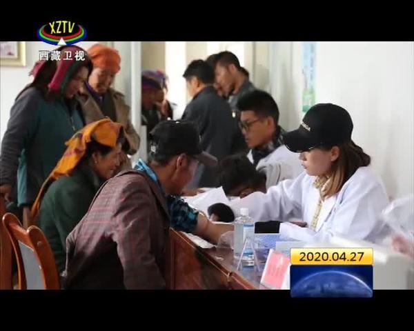 西藏拉萨市各社区卫生服务中心均可接种一类疫苗