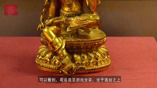 志愿者讲西藏文化之明永乐佛造像