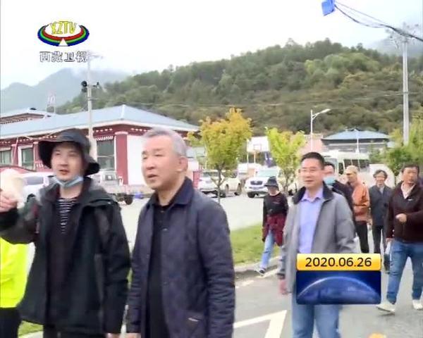 中国美协画家采风团在西藏开展采风活动