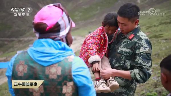 【记者蹲点日记】藏族老乡:有困难要帮忙 就找武警官兵