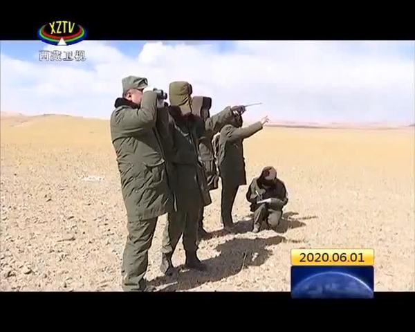 """西藏1400余人参与""""护航""""藏羚羊""""迁徙季"""""""