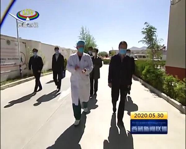 西藏自治区领导看望慰问科技工作者