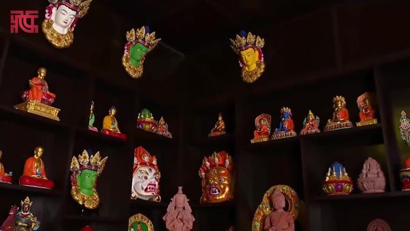 传承千年:药泥佛像的秘密(一)缘起