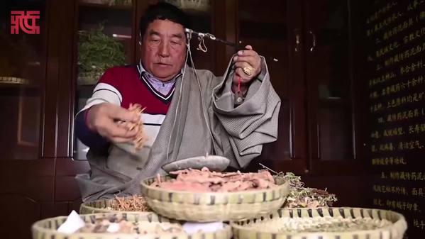 传承千年:药泥佛像的秘密(二)材料