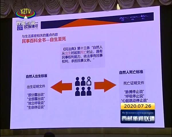学深学透做表率 明法于心助落实——西藏自治区各单位持续掀起学习宣传民法典热潮