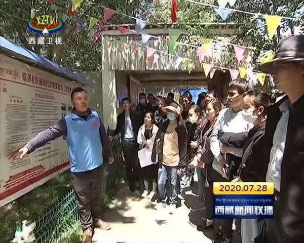 西藏山南市培训新时代文明实践中心业务骨干