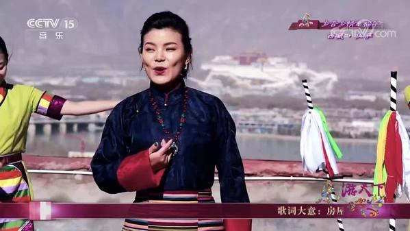 乡音乡情幸福年——西藏·拉萨