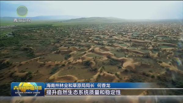 【新春走基层】青海省海南州:生态环境持续向好 野生动物种群数量增多