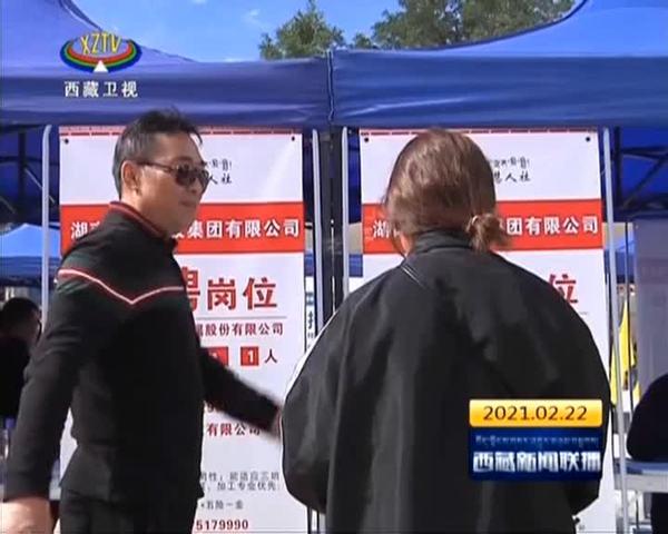 西藏自治区山南市干部联系高校毕业生就业成效显著