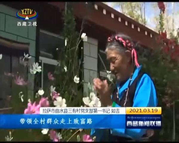 【奋斗百年路 启航新征程·脱贫攻坚答卷】三有村的蝶变密码